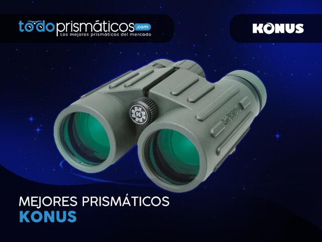 Mejores Prismáticos Konus