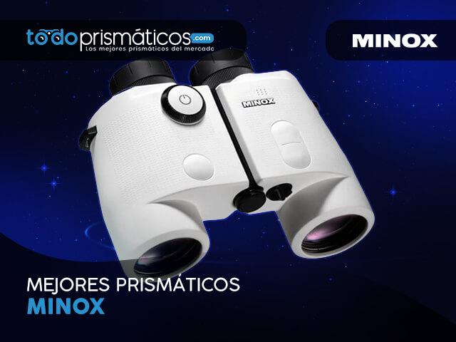 Mejores Prismáticos Minox