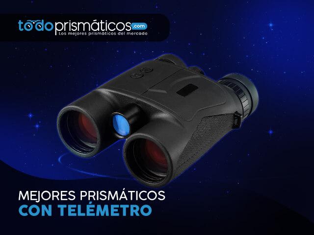 Mejores Prismáticos Con Telemetro